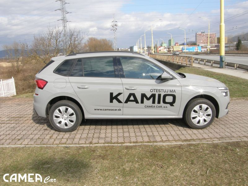 ŠKODA Kamiq Ambition 1.5 TSI 110 kW 6MP